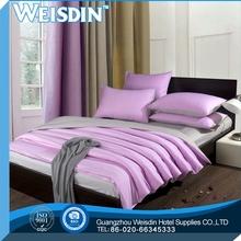 single bed china wholesale plain viscose acetal fibre quilt