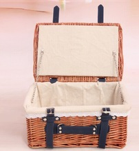 natural wicker clothes hamper basket picnic hamper pop up hamper with fabric liner