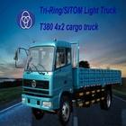 Widely Used Light Duty Diesel 4x2 Vans Minivans