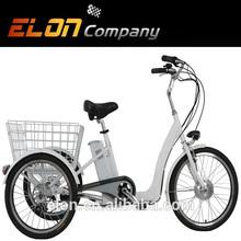 three wheel electric bike (E-TDR05C)
