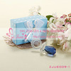 Choice Crystal Blue Pacifier For Crystal Wedding Souvenirs