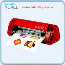 mini cutting plotter/vinyl plotter/vinyl cutter red dot positioning A4 Cutting Plotter