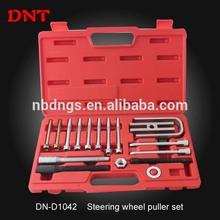 High quality master steering wheel&lock plate puller kit/professional auto repair tools