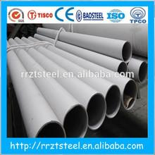 China sainless steel pipe !! large diameter 600mm stainless steel pipe