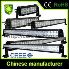 Original manufacture 12V Outdoor high power led light bar ,solar powered led light bar