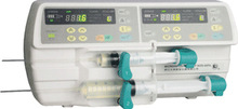 Syringe/Infusion Pump Risingmed Top Sale Medical machine!! CE&ISO Approved Single Channel Portable Hospital Medical -Shelly