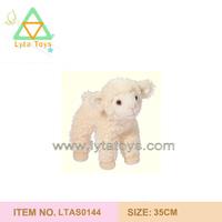Lifelike Plush Lamb Christmas Toys