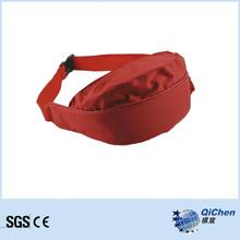 Sport waist bag belt with water bottle