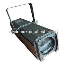 200W COB LED Profile Spot Ellipsoidal Zoom 15 degree-46 degree/ LED Theater Profile Spot Light