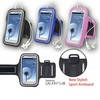 Gym Jogging Arm Band Exercise Running Case Holder Cover Wallet Bags For Samsung Galaxy