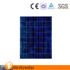 200w High power solar panel/solar electric panels poly module