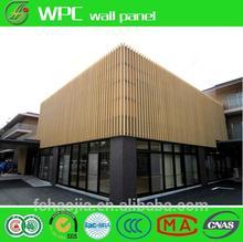 Mode composite mur extérieur revêtement pour intérieure décorative