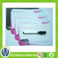 Convenient useful refrigerator magnet memo board