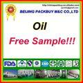 de haute qualité gmp et iso fabrication de banane naturel huile huile de banane