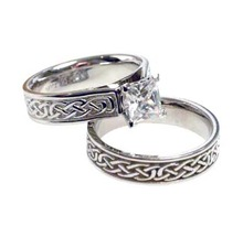 2015 New Products Fashion lover rings silver
