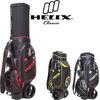 2015 Helix leather custom golf bag