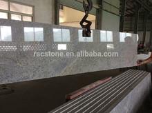 New Kashmir white granite slab