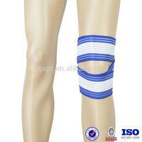 Elasticated spandex Adjustable Multi-used Sport Bandage gaiter brace sports knee support