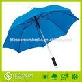 Alumínio reta guarda-chuva, promoção praia-sol, windproof praia-sol