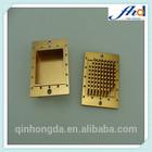 Precision Custom Machining Jobs Metal Fabricator Brand Name Phone Case
