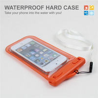 Cooskin New product mobile phone accessories waterproof case for samsung galaxy s4 mini for iPhone 4/5/6
