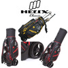2015 Helix Genuine Leathe Material golf bags