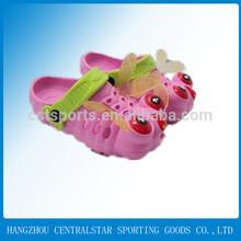 new design kids wholesale eva girls slippers