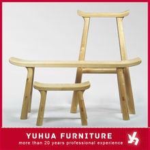 oak wooden indoor antique bench
