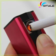 2200mah highend new design power bank cigarette lighter