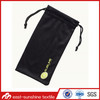 Microfiber High Quality Eyeglasses Cloth Pouch,Wholesale Microfiber Sunglasses Bag With Drawstring