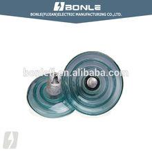 U530B Toughened Glass high voltage Insulator