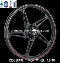 Indian 1.6*18 motorcycle wheel rim alloy rear wheel HOT selling