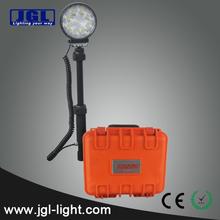 Handheld style with display screen Model RLS-24W portable emergency light