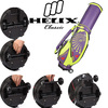 Helix Pivot Grip Wheel Travel Golf Bag Cover, golf bag with wheels