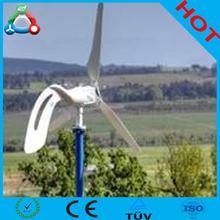 dc 12v pequeña turbina de viento 50w