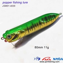 good selling new plastic fishing lures popper