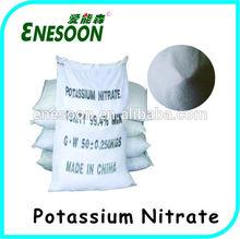 Potassium Nitrate CAS NO 7757-79-1 EINECS 231-818-8 KNO3