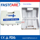 CE FDA Empty Plastic First Aid Box