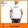 2014 Men Brushed Cotton T-shirts White Cotton