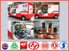 New model 2 seater 1000L water tanker electric fire truck for sale