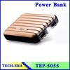 12000mAh universal power charger flashlight power bank bag new emergency power