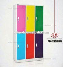 arb air locker /KD structure metal locker/ girls wardrobes