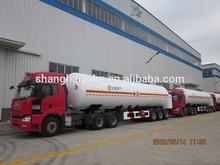 Cryogenic LO2/LN2/LAr Storage Trailer Manufacturer