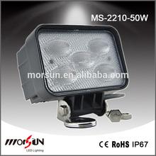 super brightness car accessories C REE 12v 50w led work light 50w c ree headlight led car 4x4 ,jeep,atv,utv,motorcycle