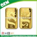 dragão de ouro barra de ouro