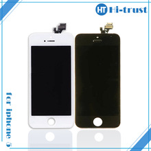 HOT SALE! 100% Testing Pass, Accept Paypal, Escrow! Factory Directly wholesale Replacement Grade A LCD for iphone 5