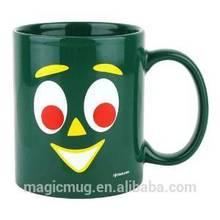 Brand New Quality AB Grade Ceramic Nose Mug With Custom Design