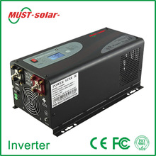 Hot!!! CE SONCAP approved charge current max 75A pure copper transformer pure sine wave 1000w power