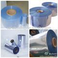 Transparente filme de PVC transparente em rolo