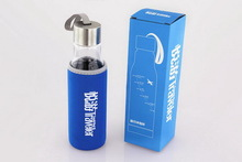 Alibaba china top sell carabiner sports water bottle
